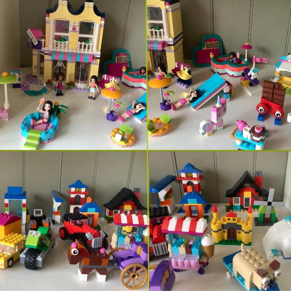 Mijn Lego kast.