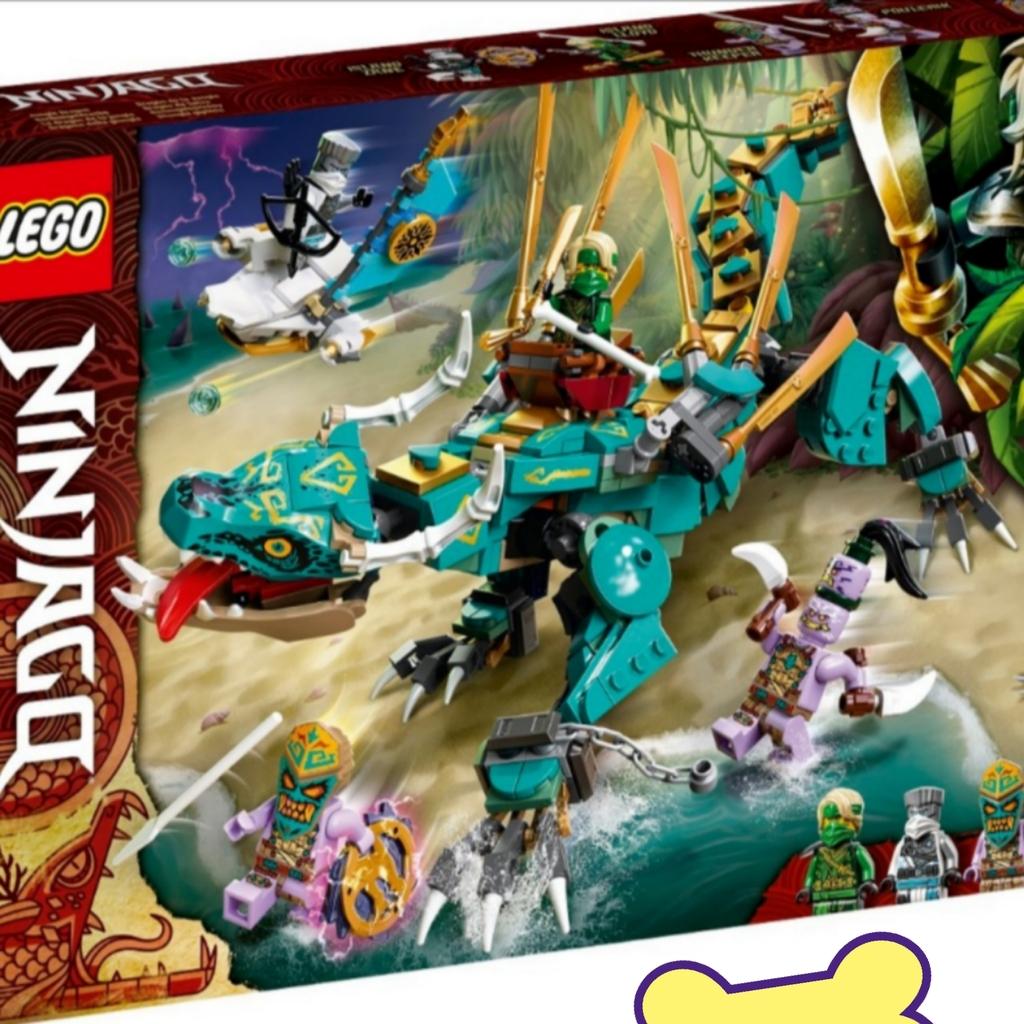 Lego ninjago série 14