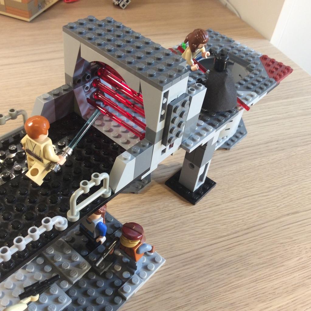 Battle on Naboo