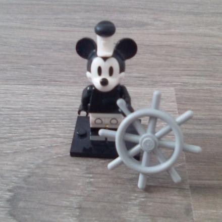 Mickey noir et blanc