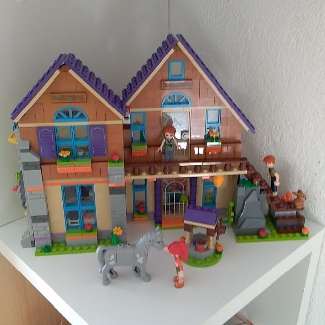 Lego Friends Mias 🏡