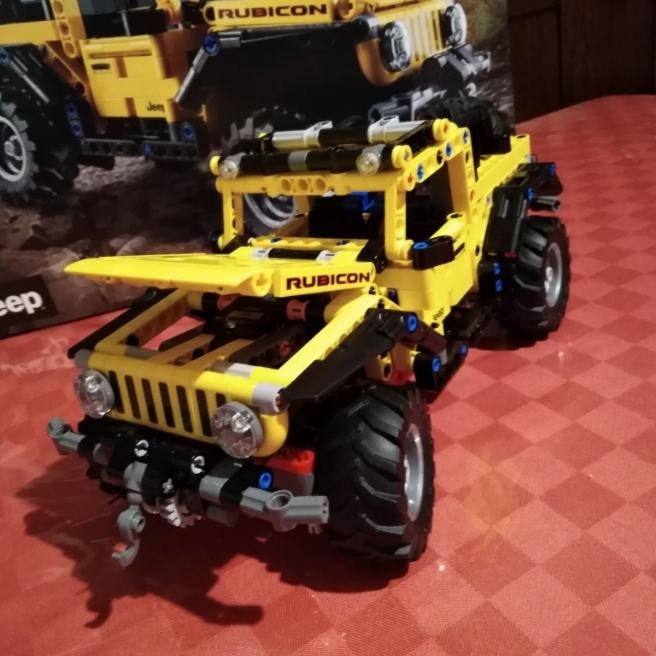 Jeep wrangler 😄