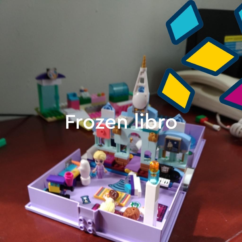 Un castillo en Arendelle de frozen 2