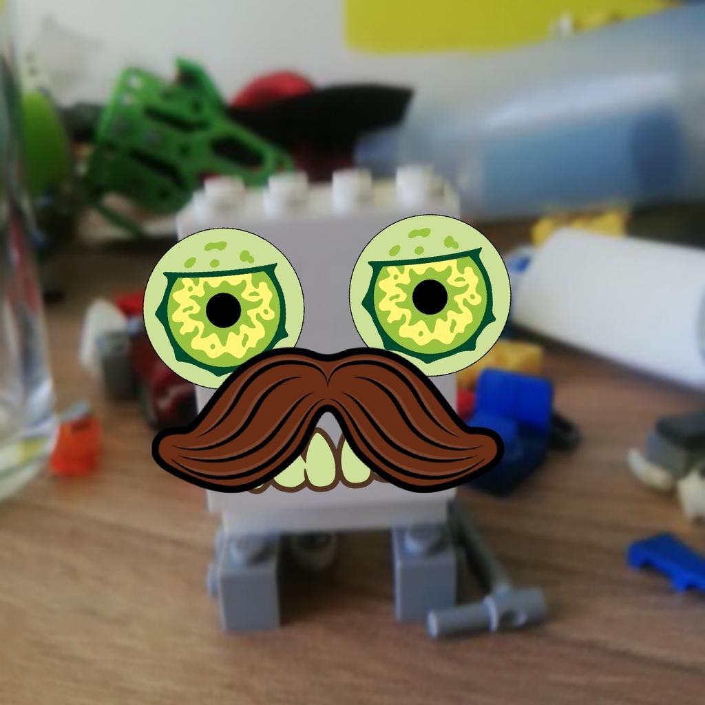 Fantasma de bigote