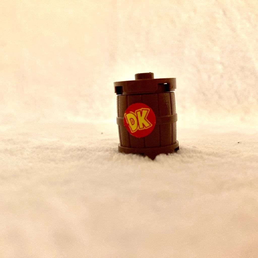 DK Barrel!