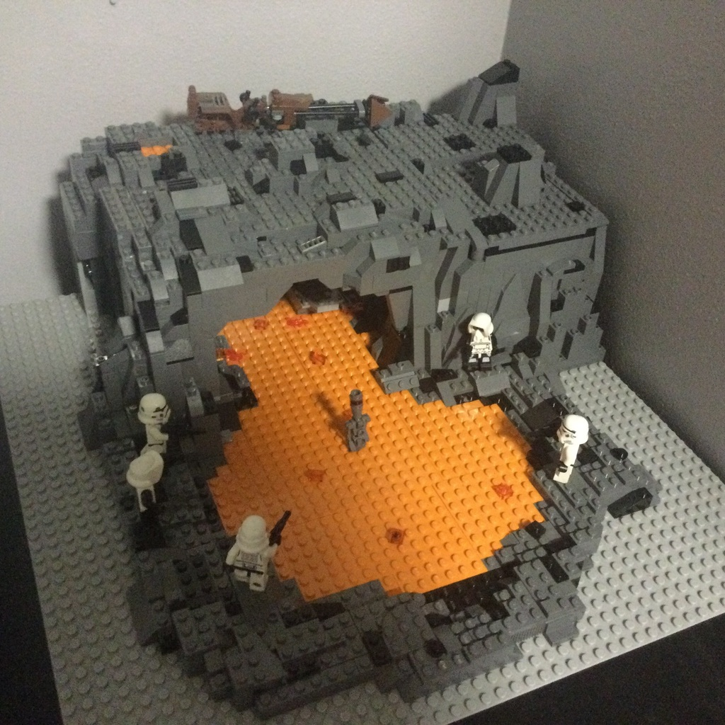 Mandalorion Moc (part one)