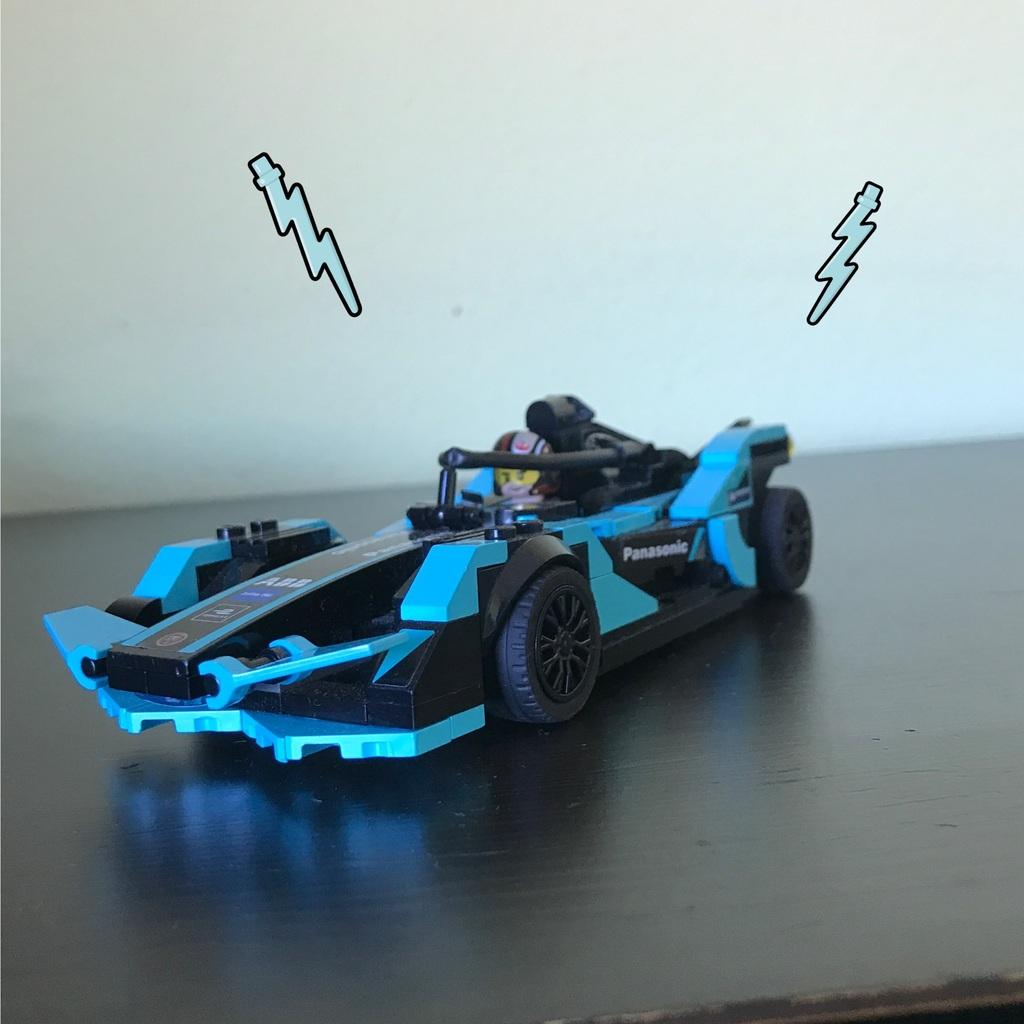 Formule e 2022 auto