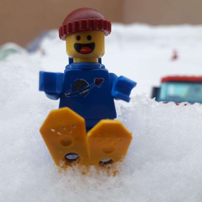 Schnee wet