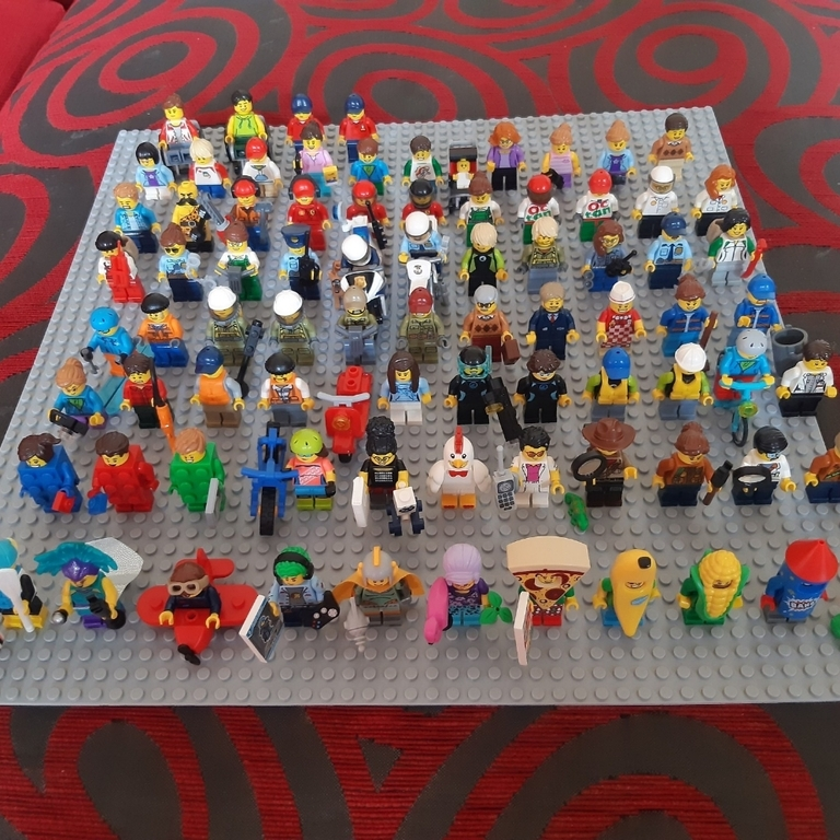 My Lego Collection Minifigure