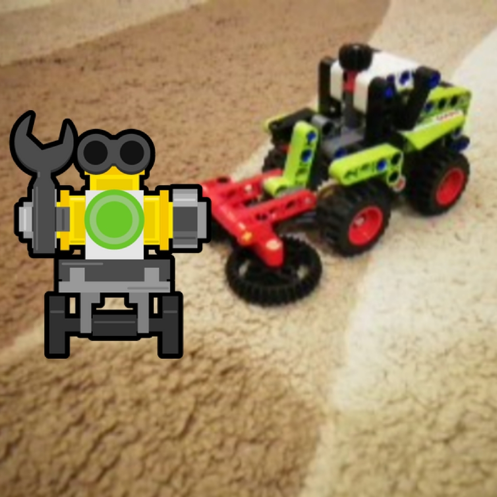 TEKNIC LEGOtraktor