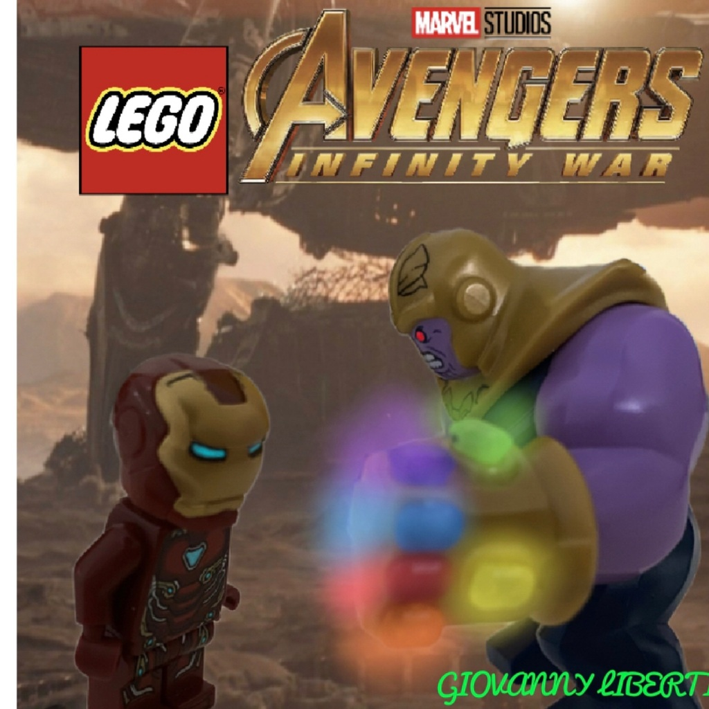 Avengers Infinity war