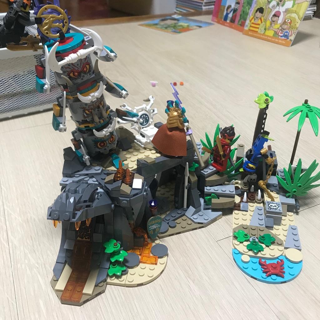 신재품 키퍼들의 마을