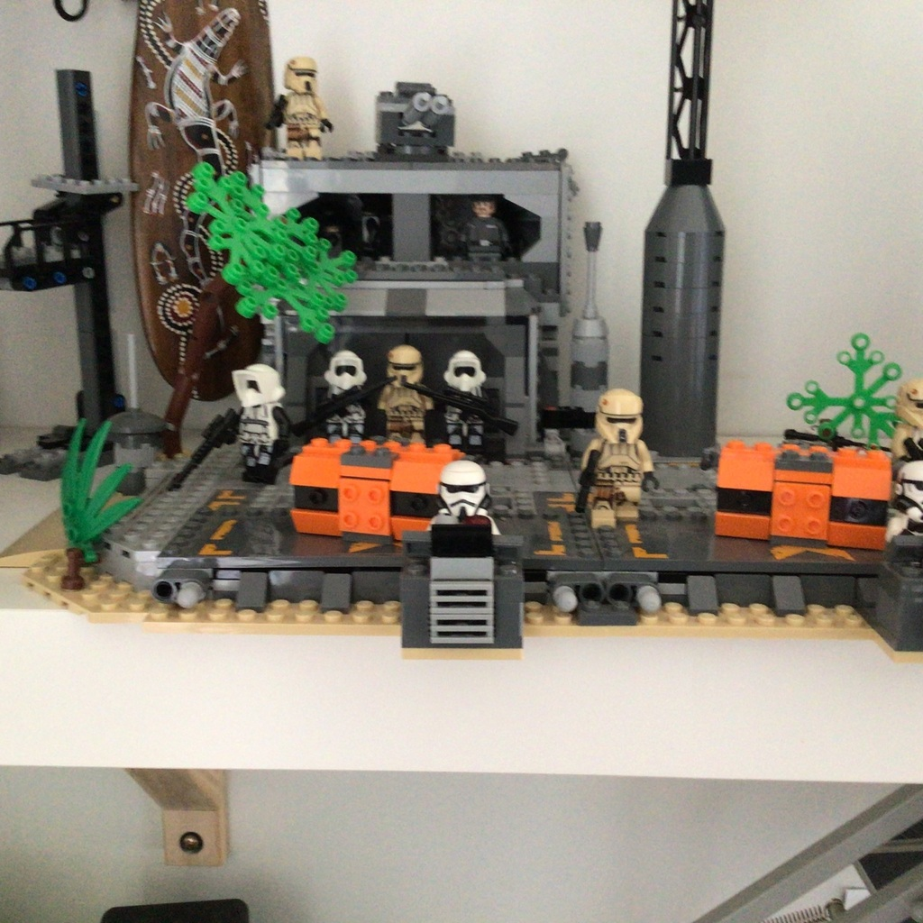 LEGO Star Wars battle of sharif