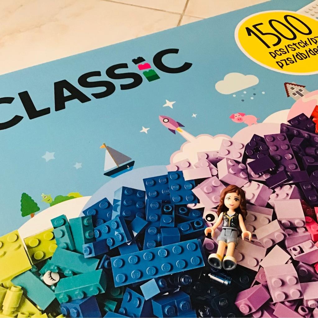 Lego Classic!❤️🌈
