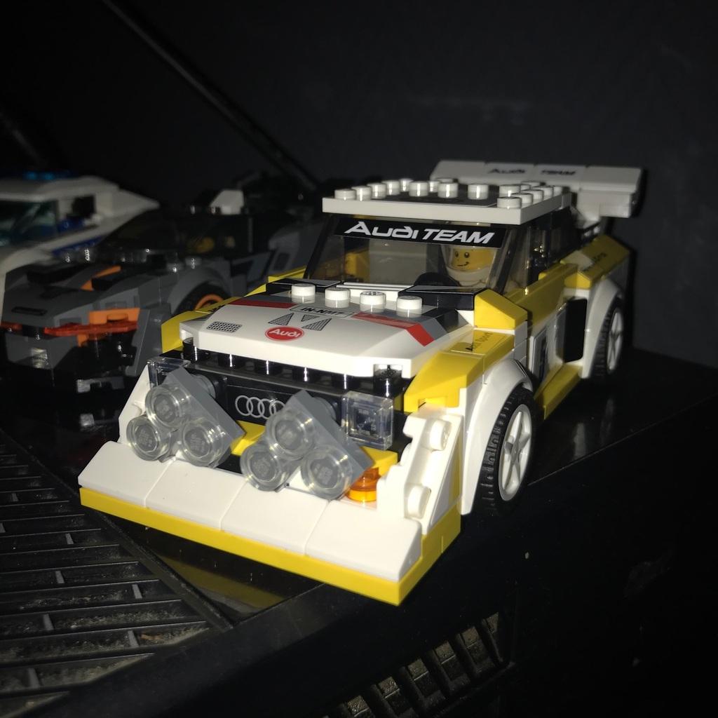 Audi quattro S1 😍