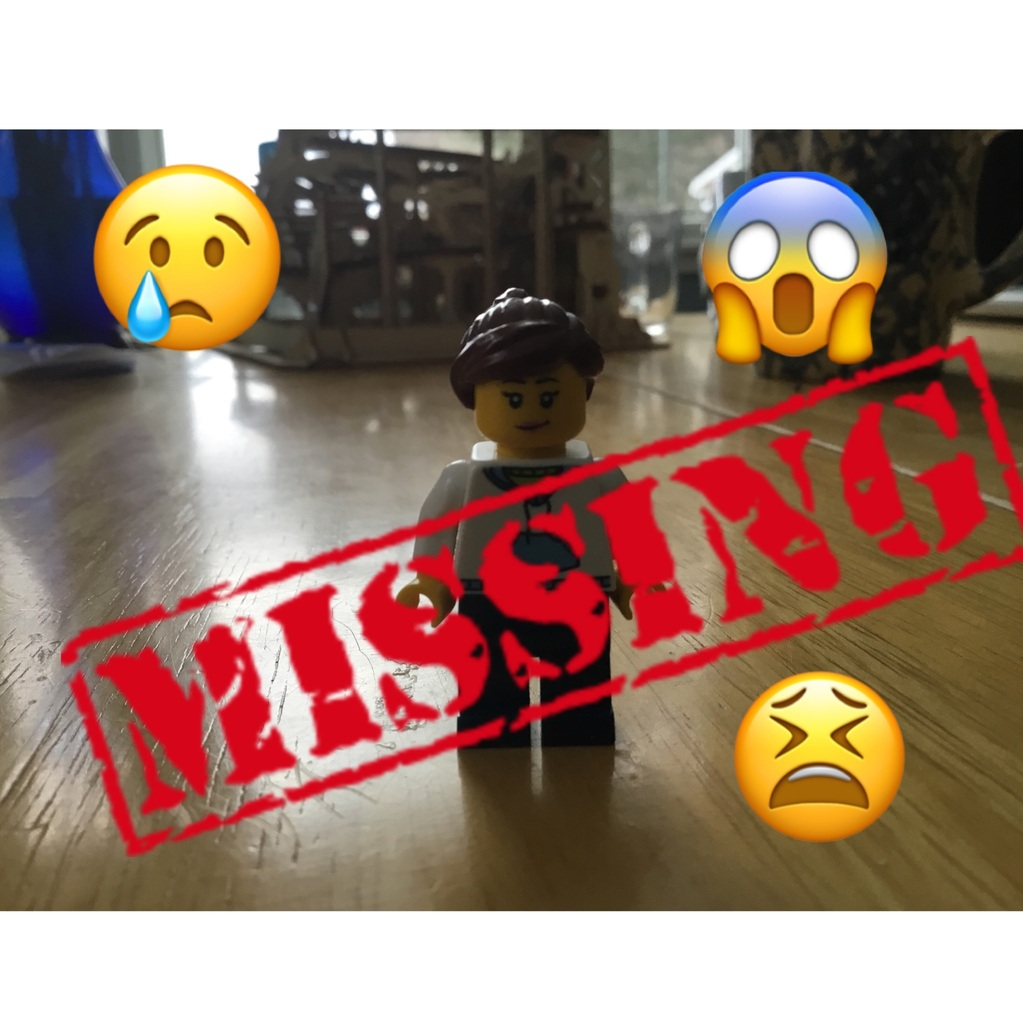 Astaria is MISSING!!!!!!!