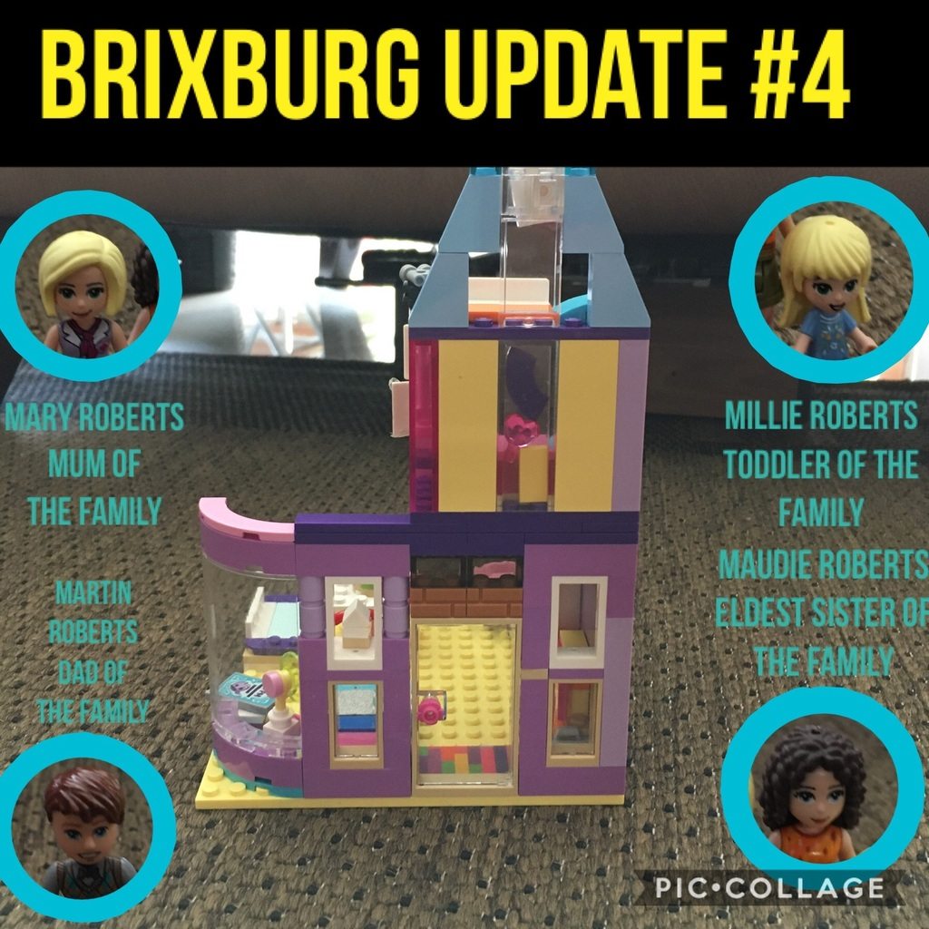 Brixburg Update #4