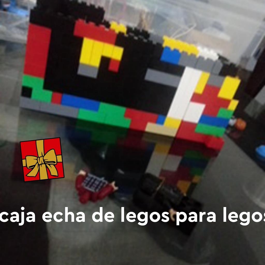 Caja para legos