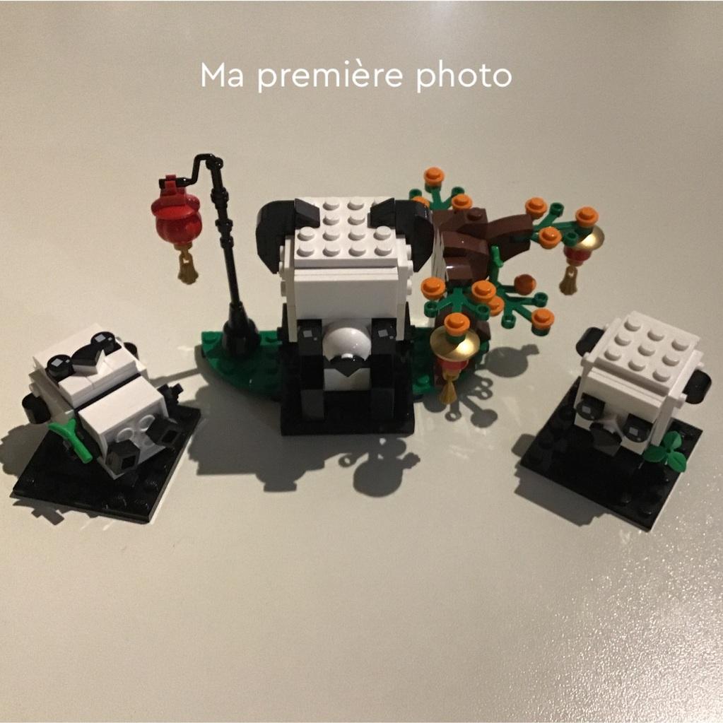 Des pandas