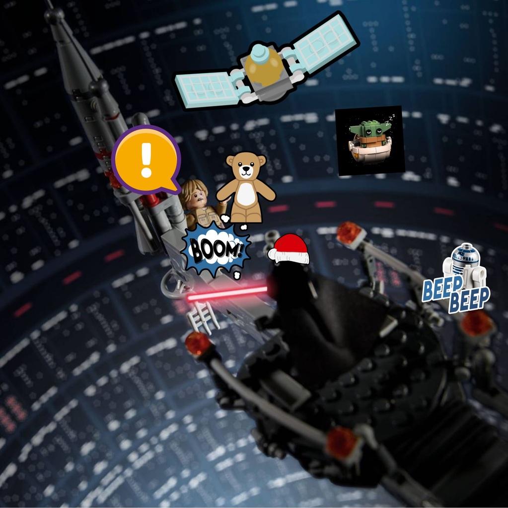 Luck vs Vader