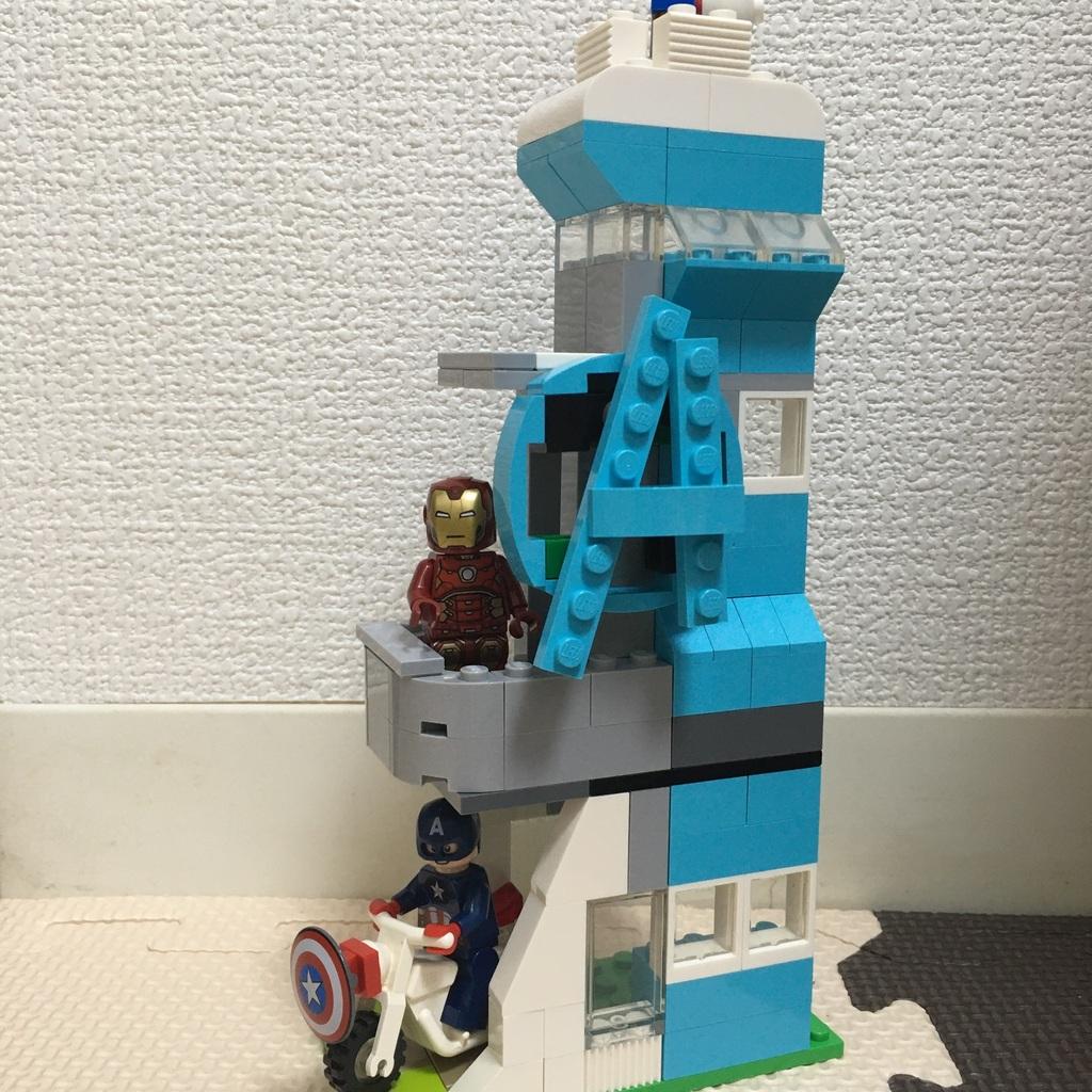 アベンジャーズ タワー