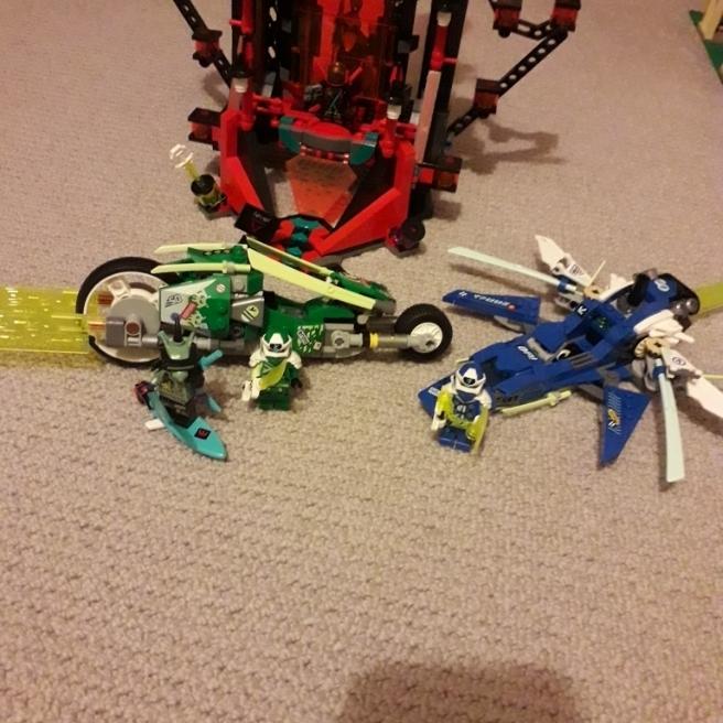 My new lego set...