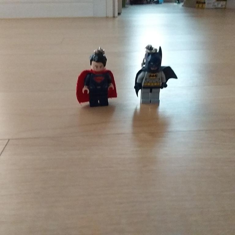 슈퍼맨과 배트맨
