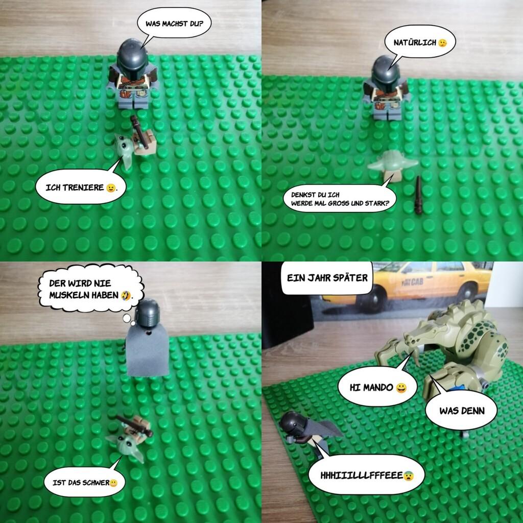 Lego Comic 10😂