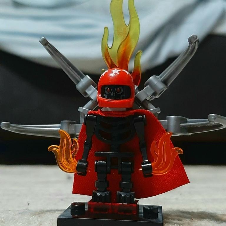 El fuego!🔥🔥🔥