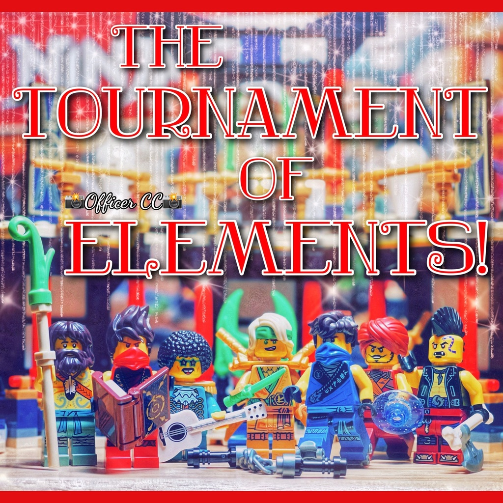 The Tournament of Elements!⚔️