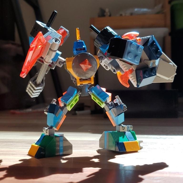 Nexo Knight Supreme