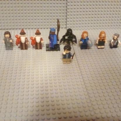 Harry Potter Mini Figrues