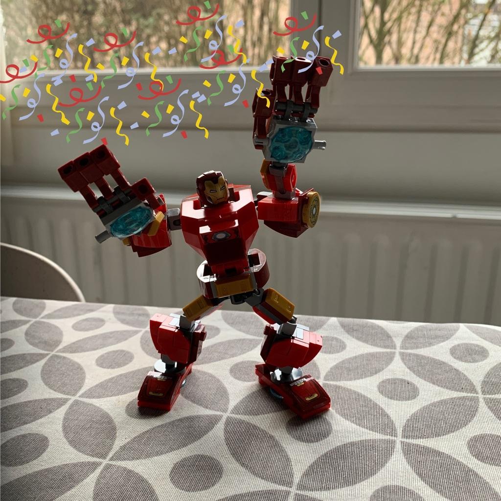 Iron-bots