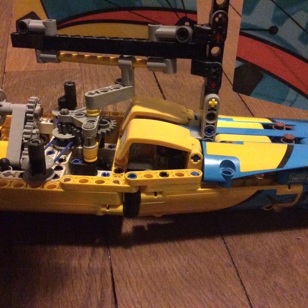 Le bateau d'harry