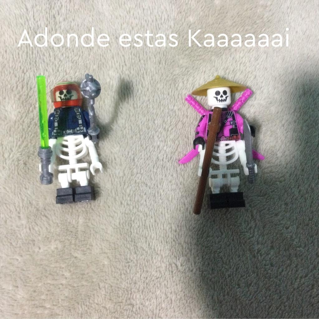 Los oponentes de Kai