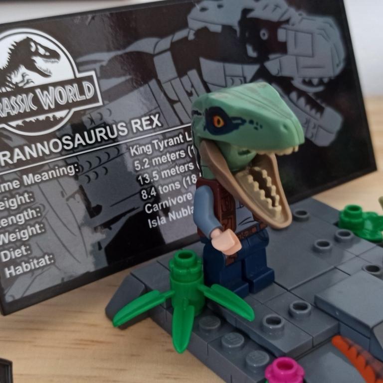 Homem Raptor