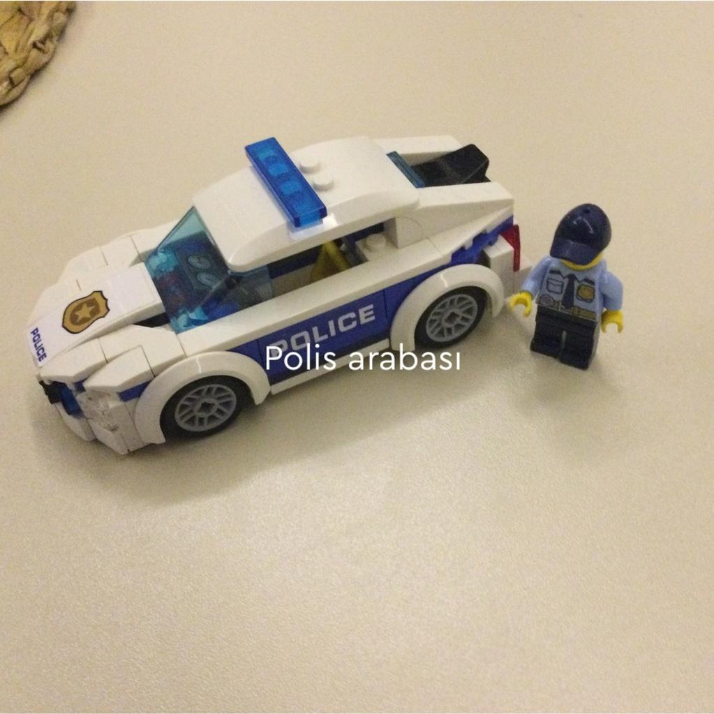 Polis arabam