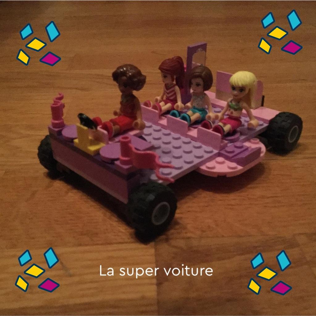 La super voiture