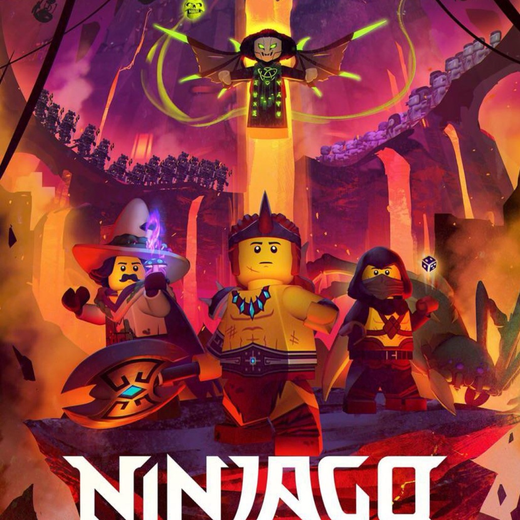 Ninjago Saison 13