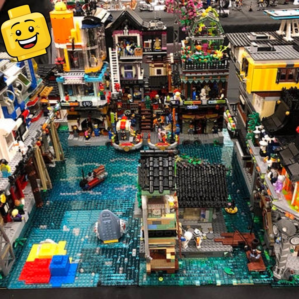 Mijn Lego setting