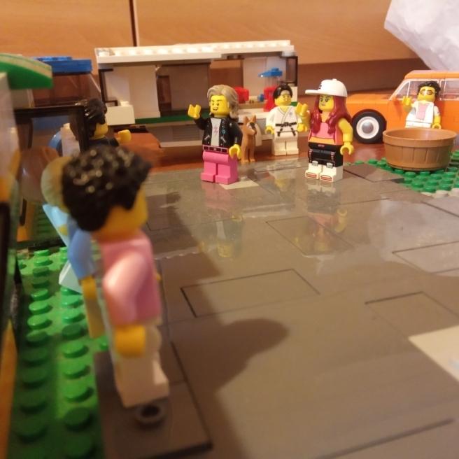 Życie w LEGO City S3 odc2