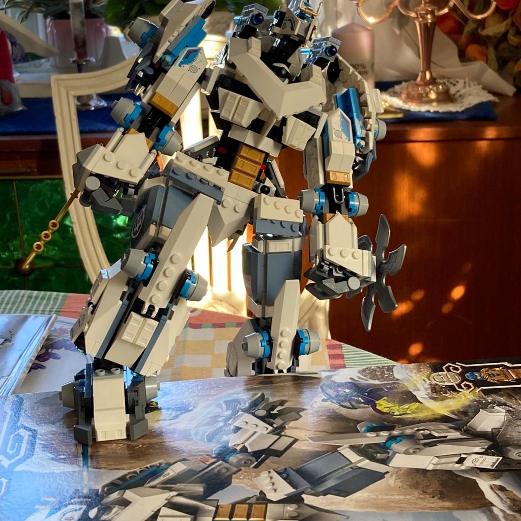 Zane's robot