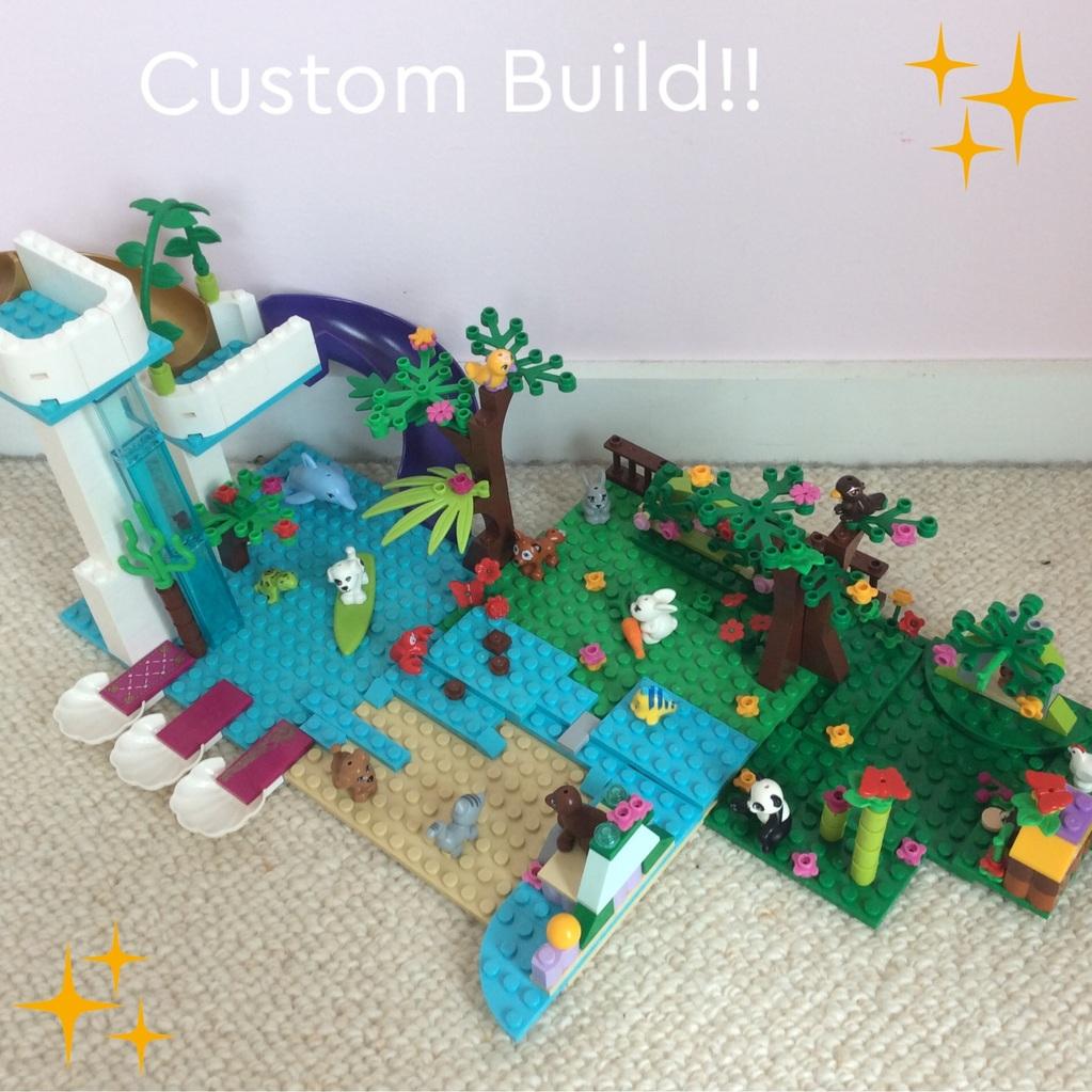 Custom Build: Wildlife Sanctuary!!!!