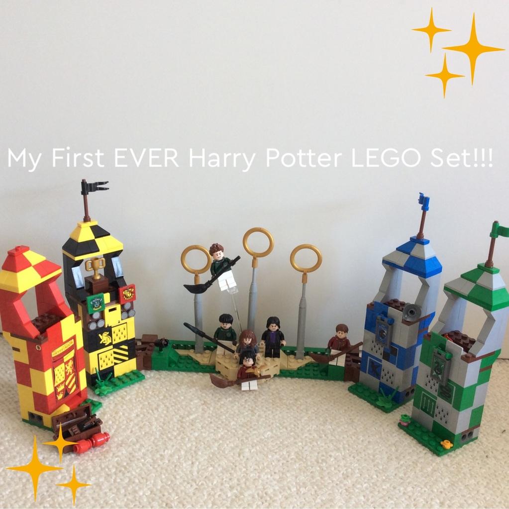 Harry Potter Quidditch Match!!