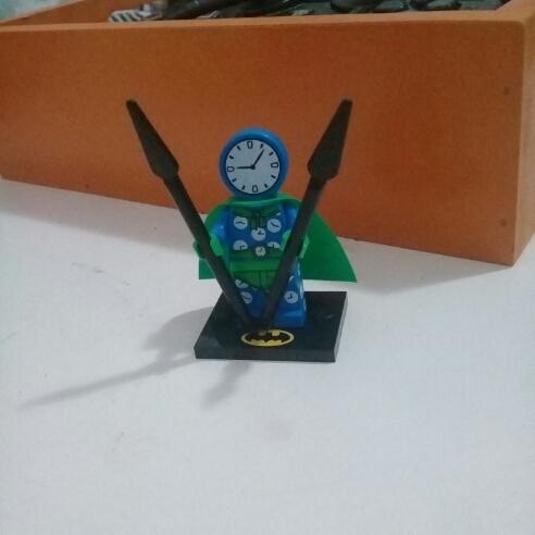 Clock king batman