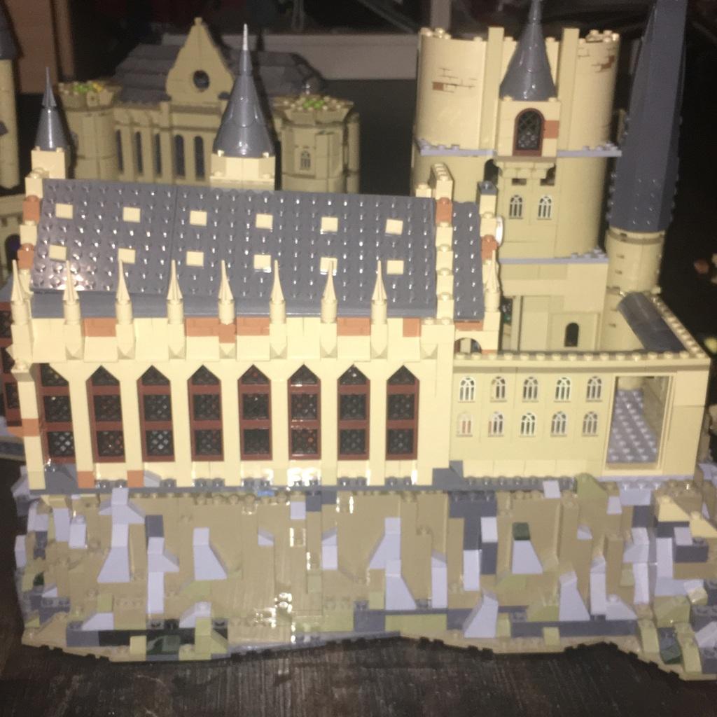 Hogwarts Umbau im vollen Gange 🏰