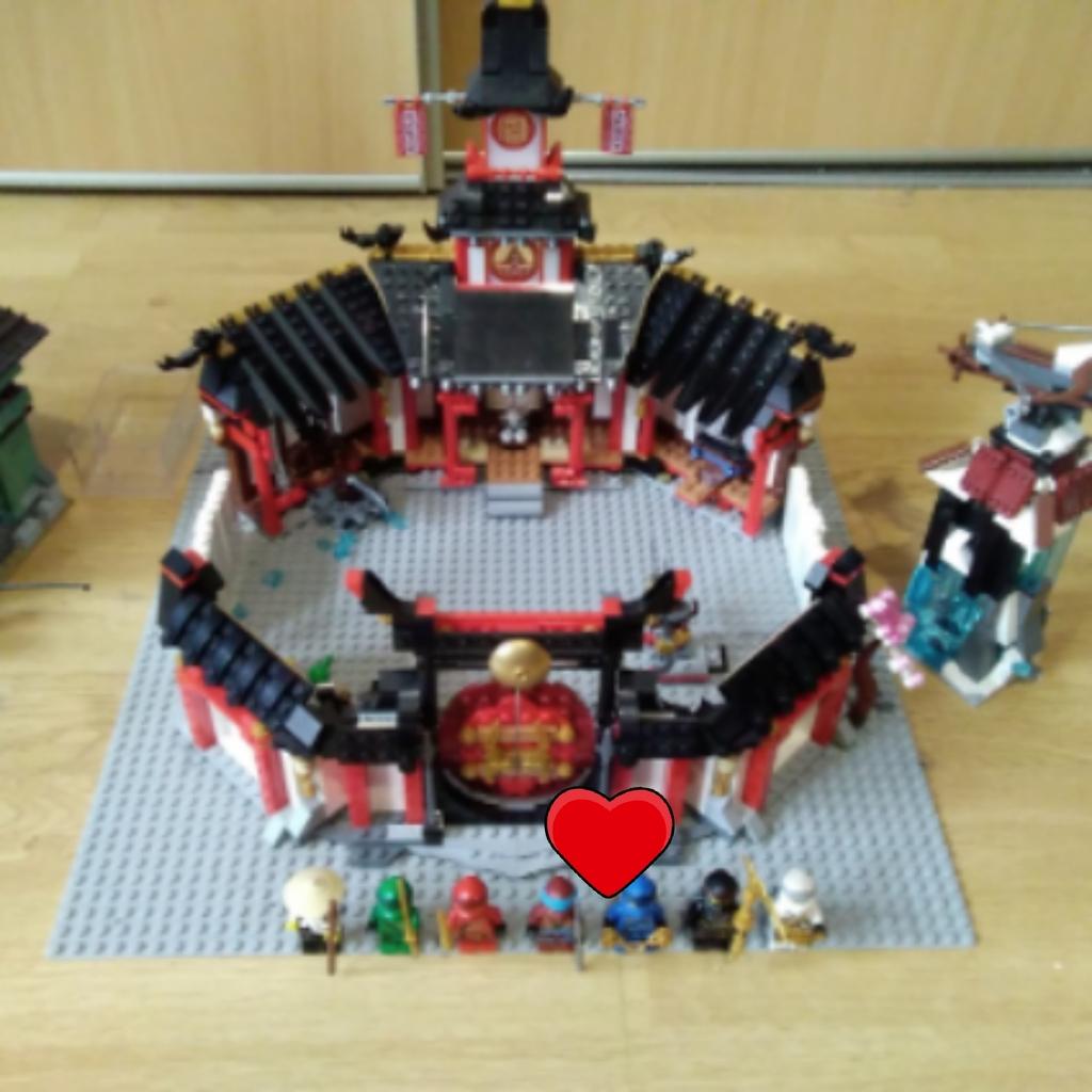 Le monastère des ninjas