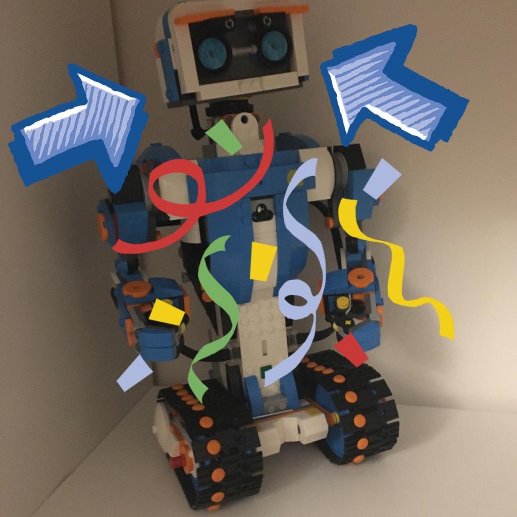 Robot Verney
