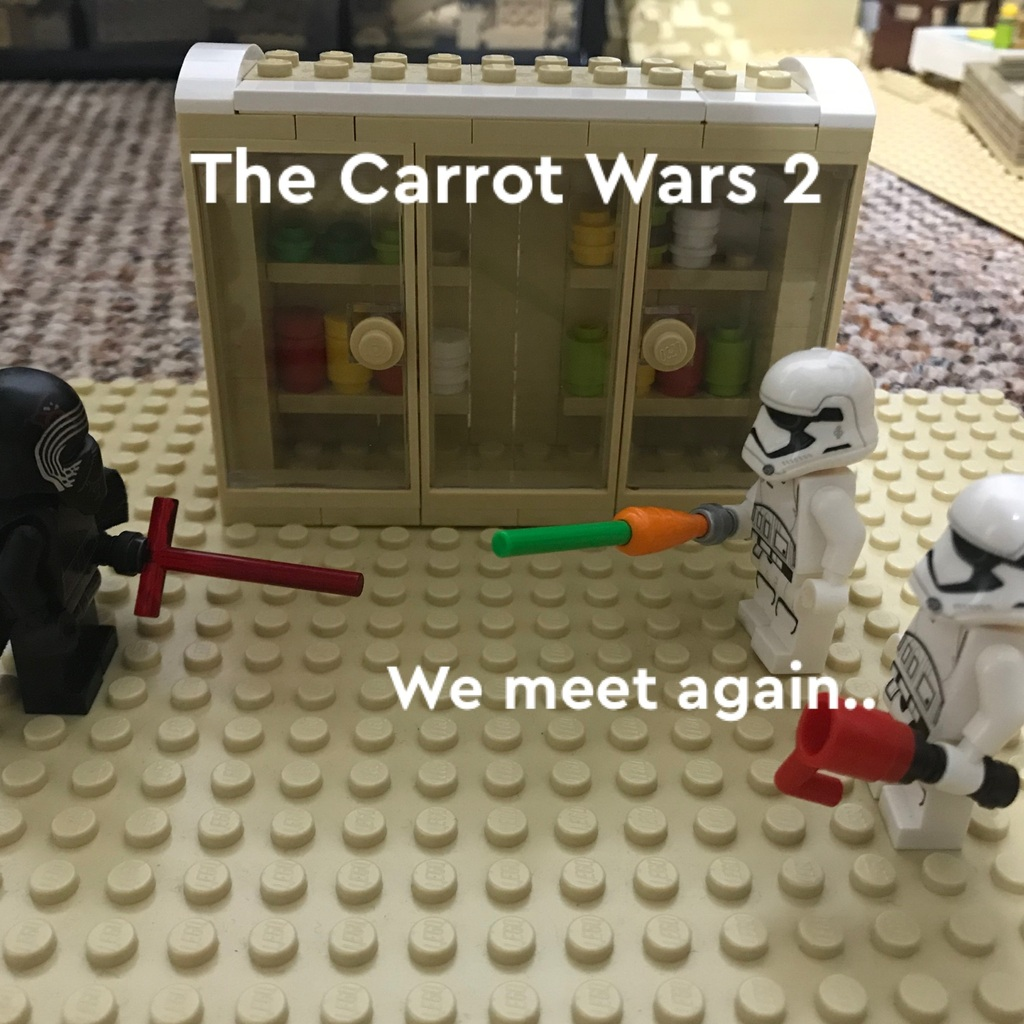 The Carrot wars 2