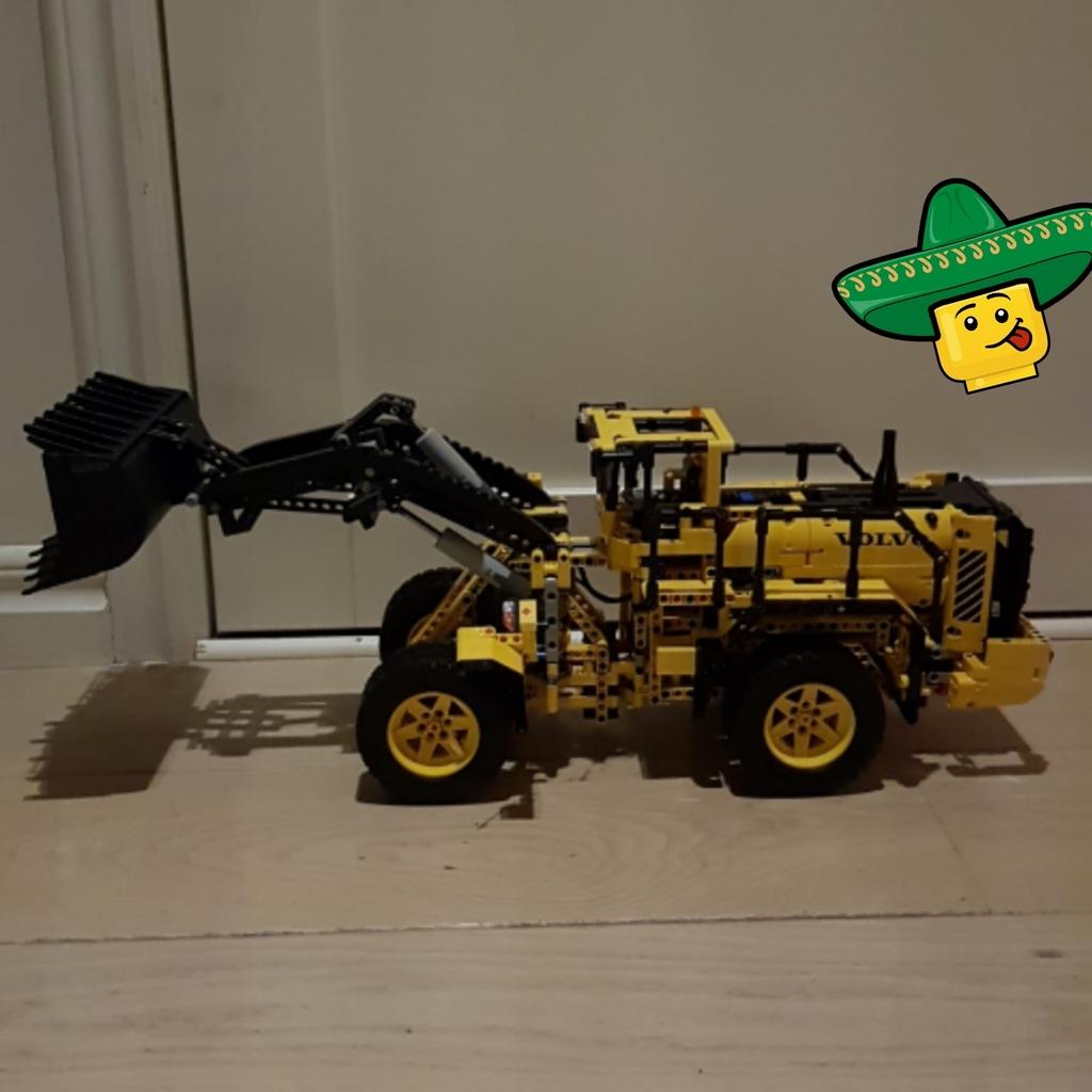 Lego lastmaskin